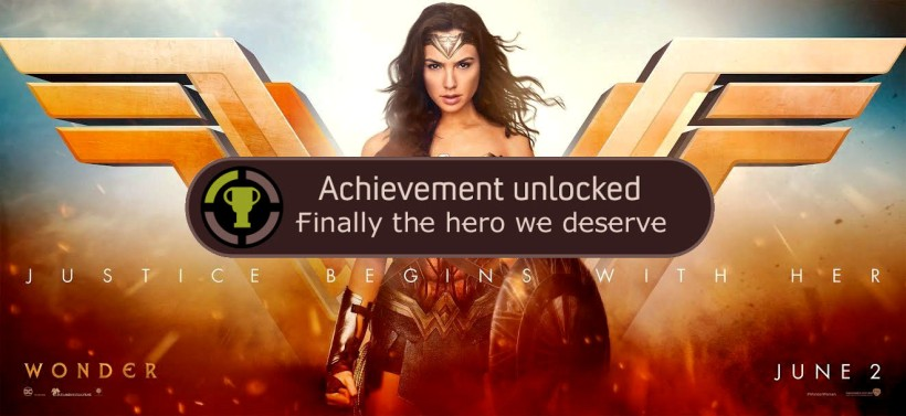 wonder woman unlocked